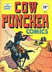 Cow Puncher Comics