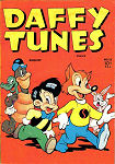 Daffy Tunes Comics