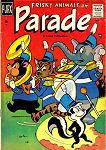 Frisky Animals on Parade