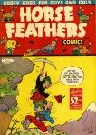 Horse Feathers Comics