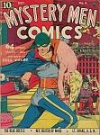 Mystery Men Comics