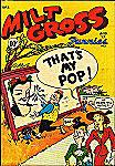 Milt Gross Funnies