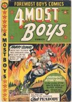 Four-Most Boys Comics