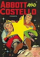 Abbott and Costello Comics