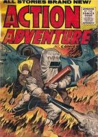 Action Adven / Real Adventure Comics