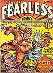 Captain Fearless Comics