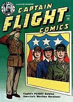 Captain Flight Comics