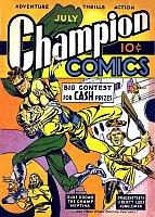 Champion/Champ Comics