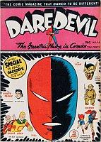 Daredevil Comics