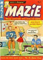 Mazie (1950 and 1952 Series)