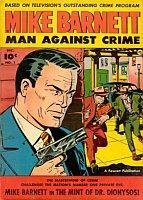 Mike Barnett, Man Against Crime