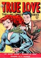 My True Love Thrilling Confession Stories