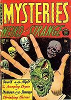 Mysteries Weird and Strange