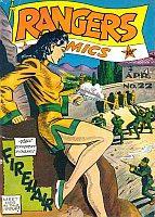 Rangers Comics