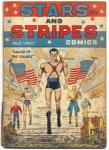 Stars and Stripes Comics
