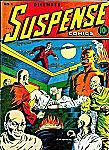 Suspense Comics