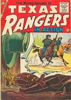 Texas Rangers in Action