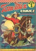 Tom Mix Comics (Ralston-Purina)