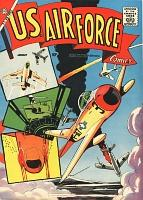 U. S. Air Force Comics