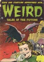 Weird Tales of the Future