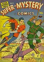Super-Mystery Comics