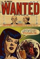 Wanted Comics