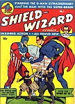 Shield Wizard Comics