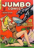 Jumbo Comics