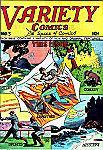 Variety Comics (complete)