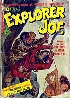 Explorer Joe