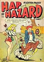 Hap Hazard Comics