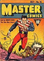 Master Comics