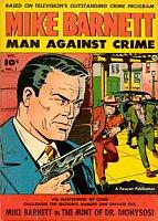 Mike Barnett, Man Against Crime