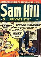 Sam Hill Private Eye