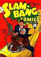 Slam Bang Comics