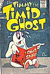 Timmy the Timid Ghost