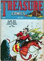 Treasure Comics