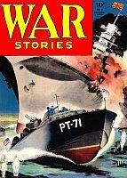 War Comics/War Stories