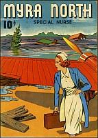 Myra North, Special Nurse
